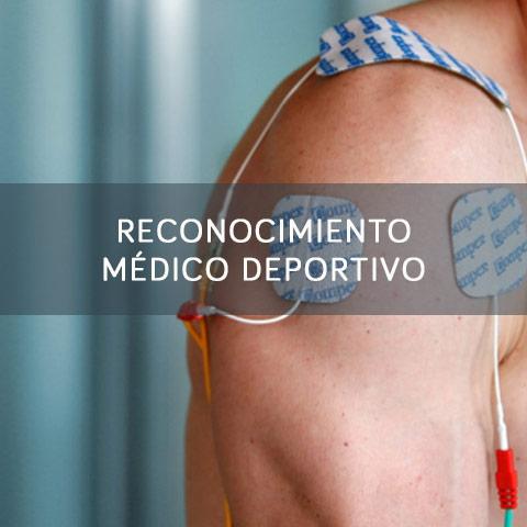 Reconocimiento Medico Deportivo Healthing