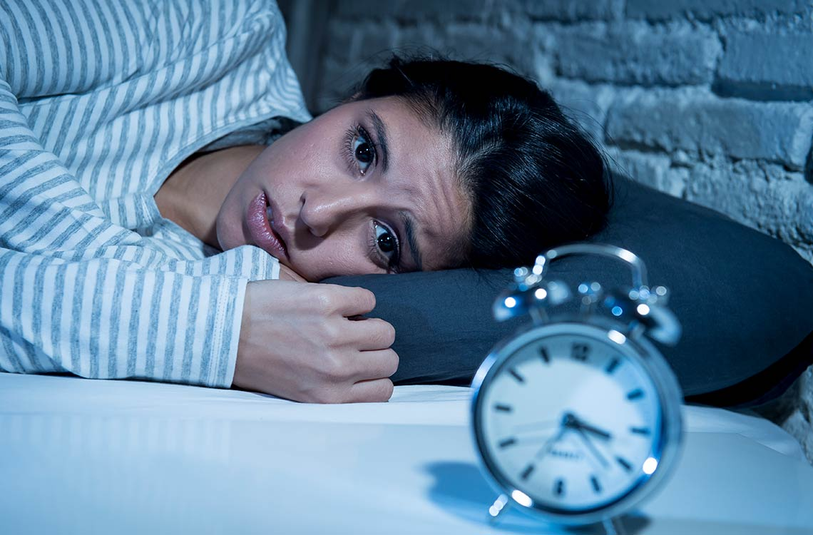 Insomnio: libérate de la pesadilla