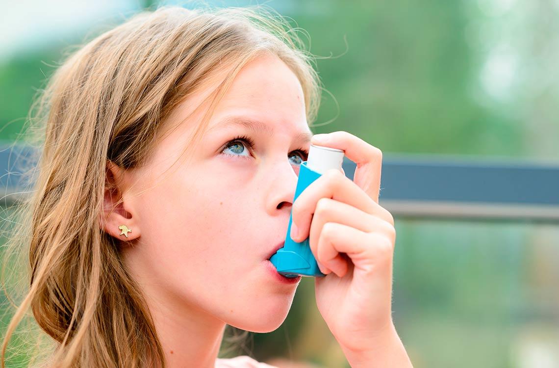 ¿Sabes cómo prevenir ataques de asma?