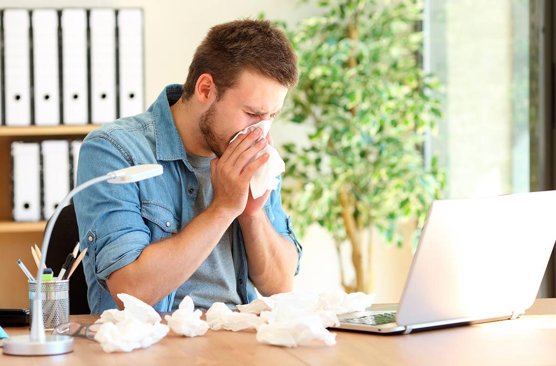 Rinitis alérgica, pesadilla de la primavera