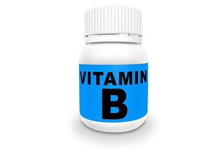 La vitamina B…. de buena para tantas cosas