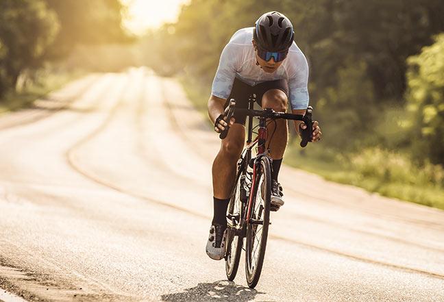 ¿Tu postura es la correcta en la bici?