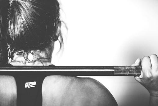 Entrenamiento  de fuerza;  músculos y buena forma