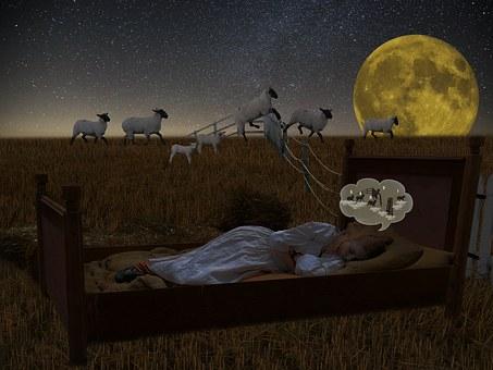 Llega la noche y nos enfrentamos a una pesadilla, el insomnio