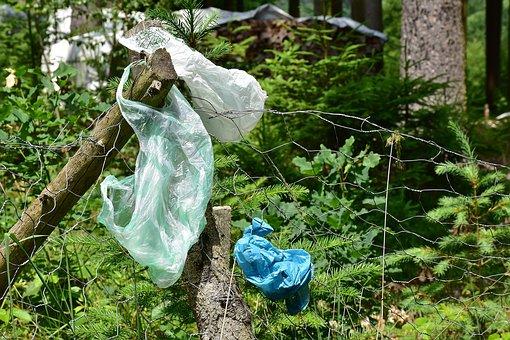 ¡No queremos que nos invadan los plásticos!