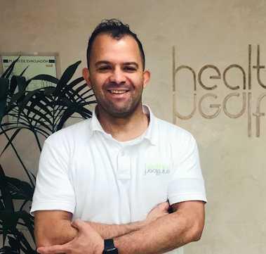 Relajación y fisioterapia. Javier Key