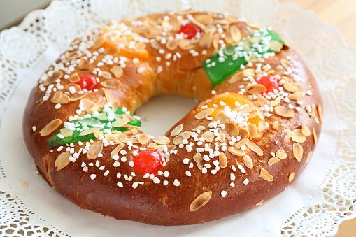 El Roscón de Reyes