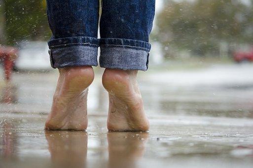 El cuidado de los pies, los grandes olvidados